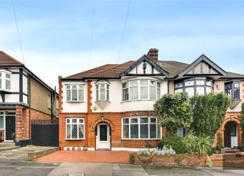 4 bed semi-detached house for sale in Grosvenor Gardens, Woodford Green, Essex IG8