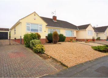Thumbnail 3 bed semi-detached bungalow for sale in Kennet Avenue Greenmeadow, Swindon