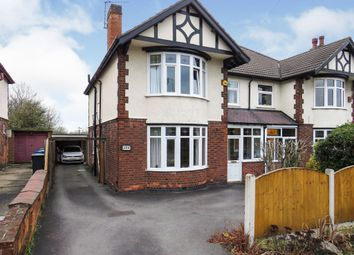 Thumbnail 5 bed semi-detached house for sale in Uttoxeter Road, Mickleover, Derby