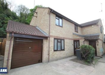 Thumbnail 3 bed property to rent in Trivett Close, Greenhithe