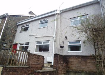 Thumbnail 5 bed terraced house for sale in Mount Pleasant Terrace, Cross Keys, Newport