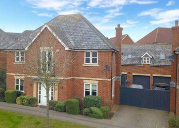 Vernier Crescent, Medbourne MK5. 5 bed detached house for sale