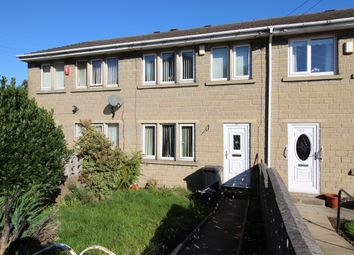 Thumbnail 3 bed terraced house for sale in Stretchgate Lane, Halifax