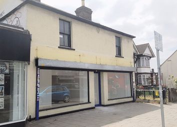 Thumbnail Retail premises to let in High Road, Chadwell Heath, Romford