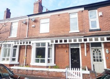 Thumbnail 3 bed terraced house to rent in Arley Avenue, West Didsbury