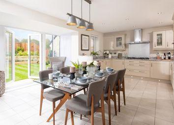 "Thumbnail 4 bedroom detached house for sale in ""Holden"" at Sandbeck Lane, Wetherby"