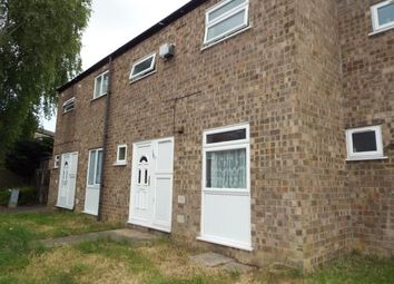 Thumbnail 3 bedroom terraced house for sale in Watergall, Bretton, Peterborough, Cambridgeshire