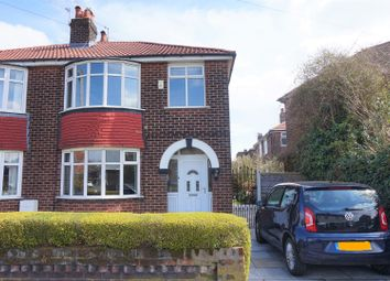 Thumbnail 3 bed semi-detached house for sale in Pendlebury Road, Cheadle