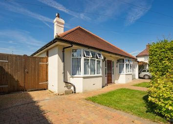 Thumbnail 3 bed detached bungalow for sale in West Park Avenue, Southborough, Tunbridge Wells