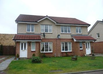 Thumbnail 3 bedroom semi-detached house to rent in Pretoria Court, Coalburn, Lanark