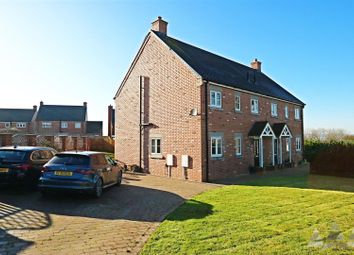 Thumbnail 3 bed semi-detached house to rent in Rupert Street, Lower Pilsley, Chesterfield, Derbyshire