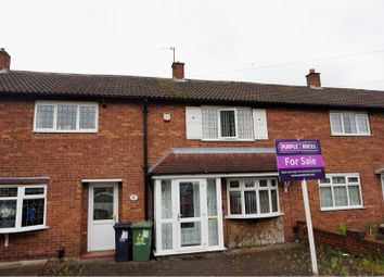 Thumbnail 2 bed terraced house for sale in Sandwell Place, Willenhall