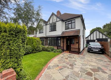 Thumbnail 5 bed semi-detached house for sale in Princes Avenue, Petts Wood, Orpington
