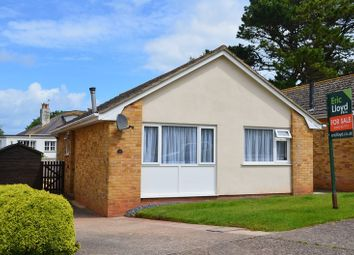 Thumbnail 2 bed bungalow for sale in Springdale Close, Brixham