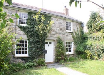 Thumbnail 2 bed semi-detached house for sale in St. Teath, Bodmin