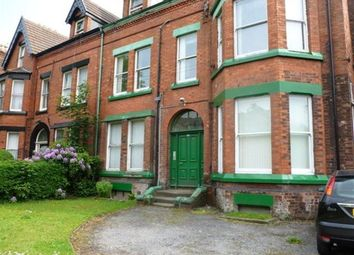 Thumbnail 1 bed flat to rent in Croxteth Road, Toxteth, Liverpool