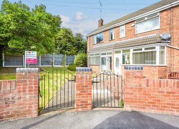Thumbnail 2 bed end terrace house for sale in Camborne Grove, Hull