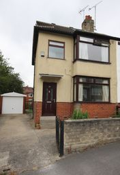 Thumbnail 3 bed semi-detached house to rent in Primrose Crescent, Leeds