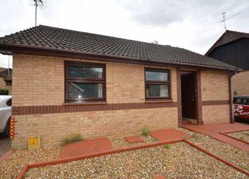 Thumbnail 2 bedroom bungalow to rent in Hazelcroft, Werrington, Peterborough