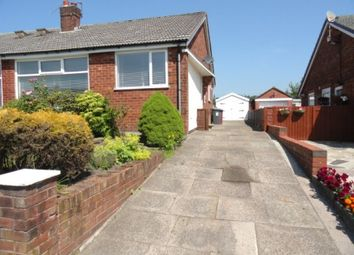 Thumbnail 2 bed semi-detached bungalow to rent in Bromley Cross Road, Bolton
