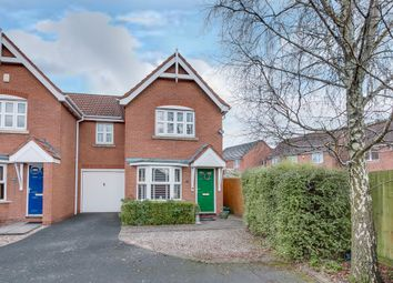 Thumbnail 3 bed end terrace house for sale in Woodcock Close, Northfield, Birmingham
