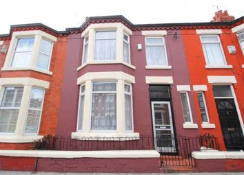 Thumbnail 3 bedroom terraced house for sale in Kingsdale Road, Mossely Hill, Liverpool