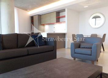 Thumbnail 2 bedroom flat to rent in Hoola, 3 Tidal Basin Road, London