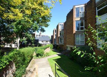 Thumbnail 2 bed flat for sale in Ingleside Court, High Street, Saffron Walden, Essex