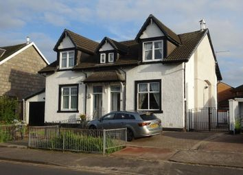 Thumbnail 4 bed property for sale in Round Riding Road, Dumbarton