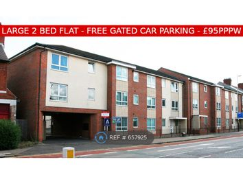 Thumbnail 2 bedroom flat to rent in Welford Road, Leicester
