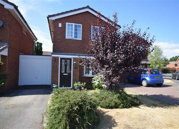 Thumbnail 3 bed link-detached house for sale in Townsway, Lostock Hall, Preston, Lancashire
