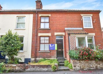 Thumbnail 3 bed terraced house for sale in Pottergate, Norwich