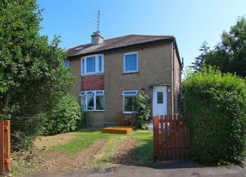 Thumbnail 2 bed flat for sale in 30 Broombank Terrace, Corstorphine, Edinburgh