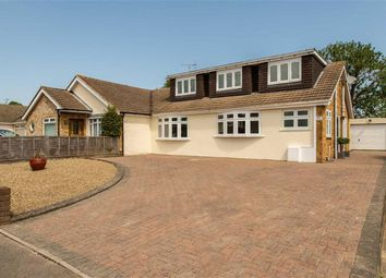 Thumbnail 5 bed semi-detached bungalow for sale in Lakewood Drive, Rainham, Gillingham
