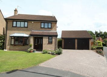 Thumbnail 4 bed detached house for sale in Oakdale, Clayton, Newcastle-Under-Lyme