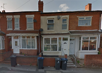 Thumbnail 3 bed terraced house for sale in Greswolde Road, Sparkhill, Birmingham