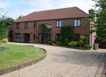 Thumbnail 5 bed detached house for sale in Main Road, Toynton All Saints, Spilsby