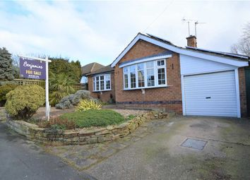 Thumbnail 2 bed detached bungalow for sale in Highfield Road, Keyworth, Nottingham