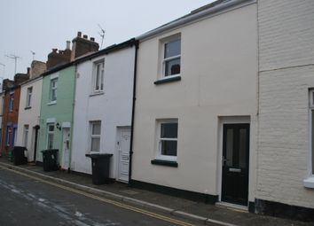 Thumbnail 2 bed terraced house to rent in George Street, Exmouth