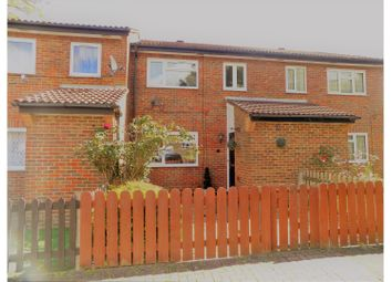 Thumbnail 3 bed terraced house for sale in Walsingham Close, Rainham, Gillingham
