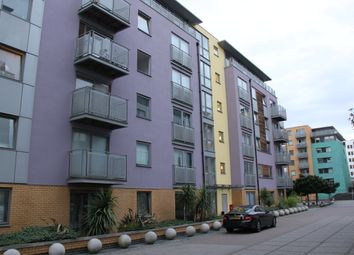 Thumbnail 1 bed flat to rent in Montana Building, One Se8, Deals Gateway, London