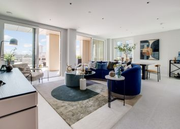 Thumbnail 3 bed flat for sale in The Silk District, The Georgette North, London
