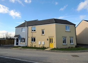 Thumbnail 4 bed semi-detached house to rent in Channer Place, Westward Ho, Bideford