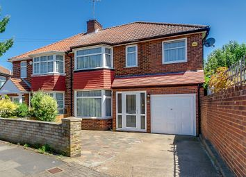 Thumbnail 4 bed semi-detached house for sale in Greengate, Greenford