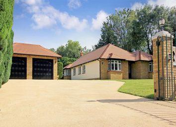 Thumbnail 6 bed bungalow for sale in Knatts Valley Road, Knatts Valley, Sevenoaks, Kent