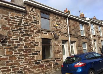 Thumbnail 2 bed terraced house for sale in Basset Street, Redruth