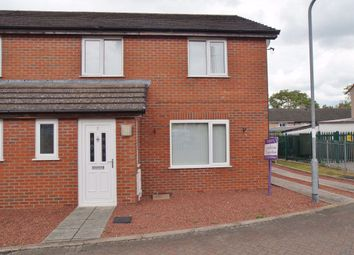 Thumbnail 3 bed semi-detached house to rent in Crindledyke Close, Kingstown, Carlisle