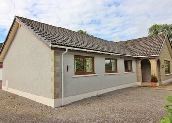 Thumbnail 4 bed detached bungalow for sale in Bunchrew, Inverness-Shire