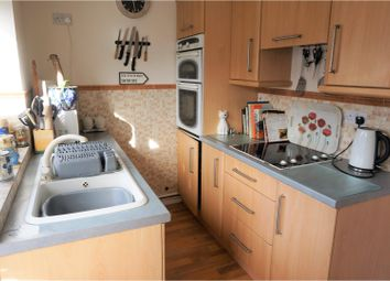 Thumbnail 2 bedroom semi-detached bungalow for sale in Lutley Close, Bradmore, Wolverhampton