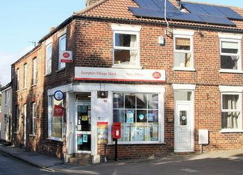 Thumbnail Retail premises for sale in 42 High Street, Bempton